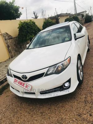 Toyota Camry 2014 White   Cars for sale in Greater Accra, Ashaley Botwe