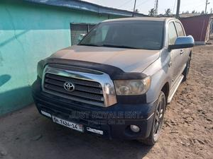 Toyota Tundra 2007 SR5 Double Cab Gray   Cars for sale in Greater Accra, Tema Metropolitan