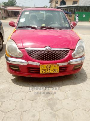 Daihatsu Sirion 2012 1.0 Red | Cars for sale in Central Region, Awutu Senya East Municipal