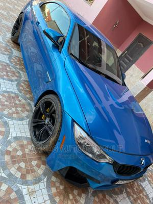 BMW MM 2015 Blue   Cars for sale in Greater Accra, Accra Metropolitan