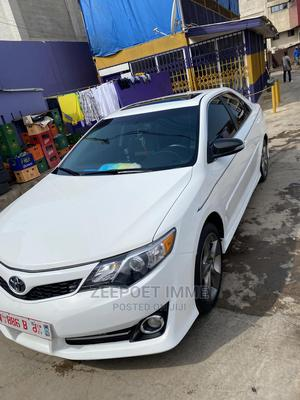 Toyota Camry 2014 White   Cars for sale in Greater Accra, Kokomlemle