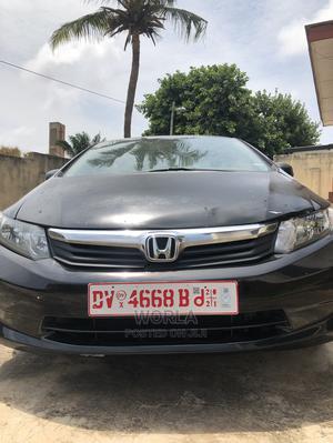 Honda Civic 2012 EX-L Sedan Black | Cars for sale in Greater Accra, Dansoman