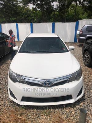 Toyota Camry 2013 White   Cars for sale in Greater Accra, Haatso