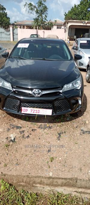 Toyota Camry 2017 Black   Cars for sale in Ashanti, Obuasi Municipal