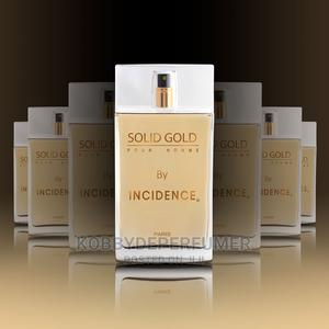 Solid Gold Incidence Perfume   Fragrance for sale in Greater Accra, Spintex