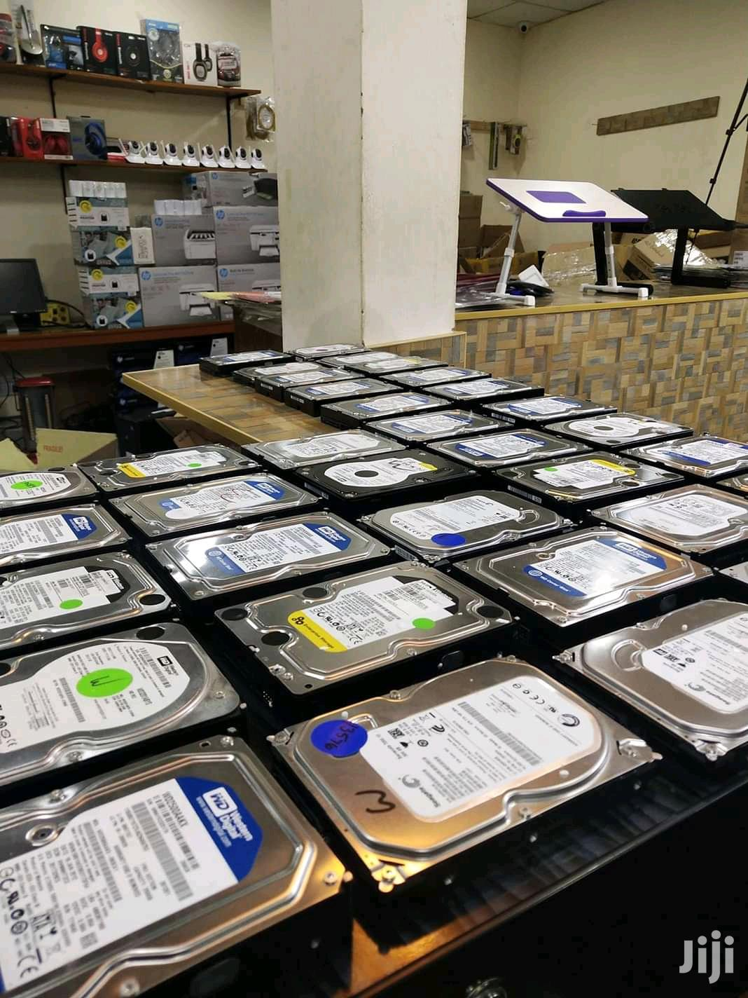 Archive: 500gb And 1tb Hard Drives