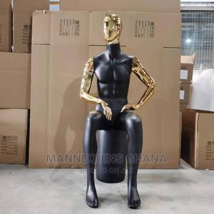 Sitting Male Mannequin   Store Equipment for sale in Greater Accra, Accra Metropolitan