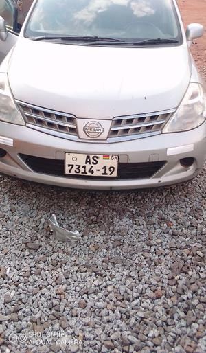 Nissan Tiida 2015 1.5L 16V Silver   Cars for sale in Ashanti, Kumasi Metropolitan