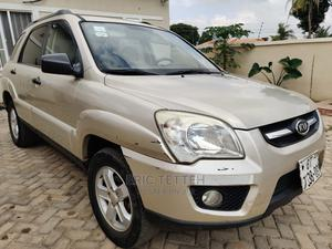 Kia Sportage 2009 Gold   Cars for sale in Greater Accra, Dome