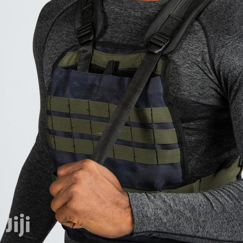 Adjustable Weight Training Weighted Gilet 10 Kg | Fitness & Personal Training Services for sale in Achimota, Greater Accra, Ghana