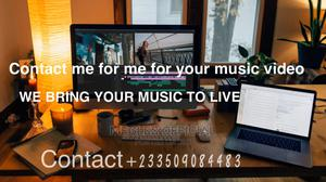 Music Video at Affordable Budget | Photography & Video Services for sale in Greater Accra, Odorkor