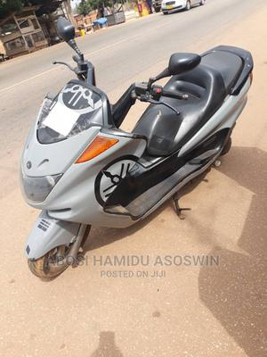 Yamaha Majesty 2018 Gray | Motorcycles & Scooters for sale in Brong Ahafo, Sunyani Municipal