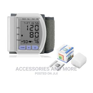 Blood Pressure Monitor Digital Wrist BP Pulse Monitor Meter | Medical Supplies & Equipment for sale in Greater Accra, Cantonments