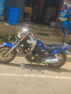 Yamaha 2010 Blue   Motorcycles & Scooters for sale in Eastern Region, Akuapim South
