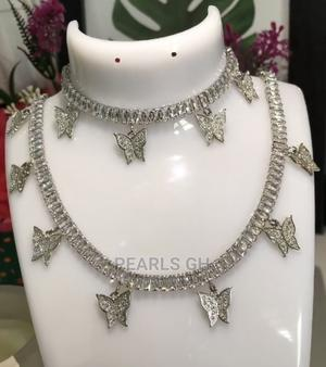 Butterfly Necklace | Jewelry for sale in Greater Accra, Tema Metropolitan