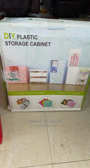 Plastic Storage Cabinet | Children's Furniture for sale in Ashanti, Kumasi Metropolitan