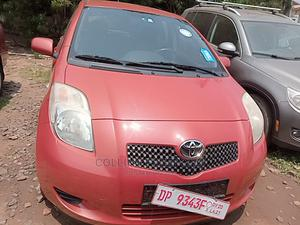 Toyota Yaris 2010 Base Hatchback 3dr Gold   Cars for sale in Greater Accra, Nungua
