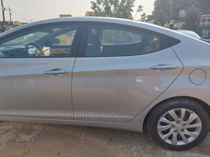 Hyundai Elantra 2015 Gray   Cars for sale in Greater Accra, Dzorwulu