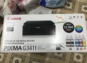 Classic Canon G3411 Wireless Printer | Printers & Scanners for sale in Greater Accra, Accra Metropolitan