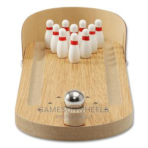 Wooden Bowling Play Set | Books & Games for sale in Greater Accra, Gbawe