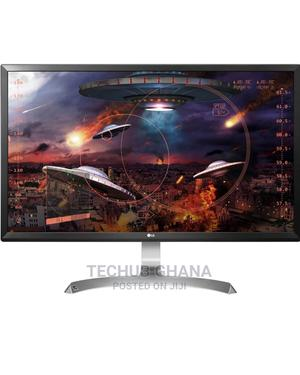 LG 27ud59 27-Inch Uhd 4K Monitor- 3840X2160,   Computer Monitors for sale in Greater Accra, Darkuman