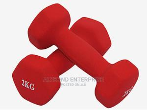 2kgx2 Aerobic Dumbbells | Sports Equipment for sale in Greater Accra, East Legon