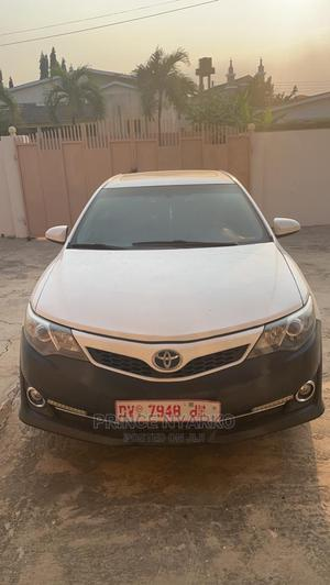 Toyota Camry 2013 White | Cars for sale in Greater Accra, Alajo