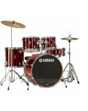 Yamaha Drum Set- 5 Piece | Musical Instruments & Gear for sale in Greater Accra, Accra Metropolitan