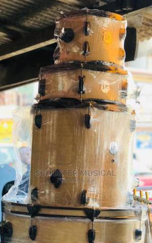 PZ 22-Inch 5-Piece Full Set Drum   Musical Instruments & Gear for sale in Greater Accra, Accra Metropolitan