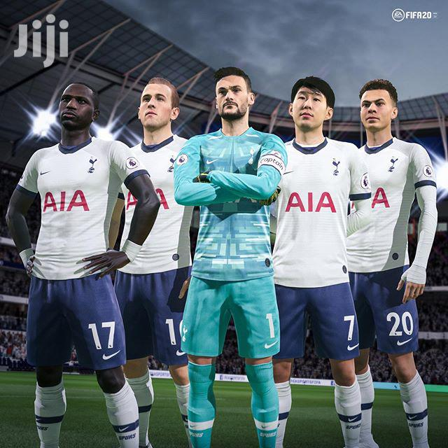Fifa 19 With Fifa 20 Updates