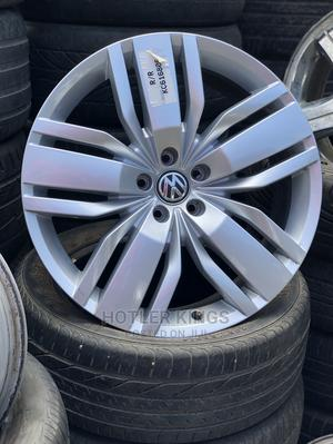 VW Volkswagen Original Rim 20inches | Vehicle Parts & Accessories for sale in Greater Accra, Alajo