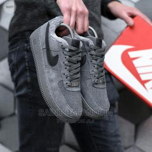 Nike Grey Air Force Foam | Shoes for sale in Greater Accra, Accra Metropolitan