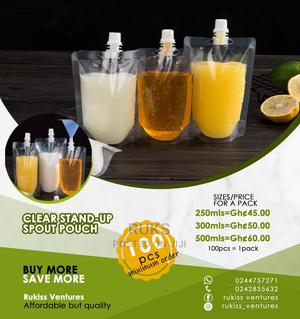 Packaging Material   Meals & Drinks for sale in Central Region, Awutu Senya East Municipal