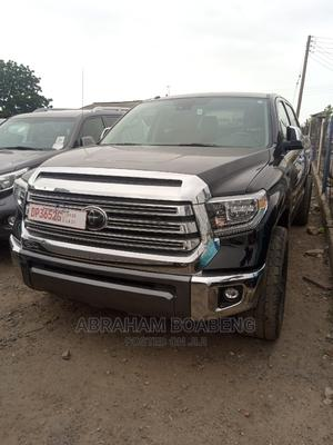 Toyota Tundra 2018 Black   Cars for sale in Greater Accra, Achimota