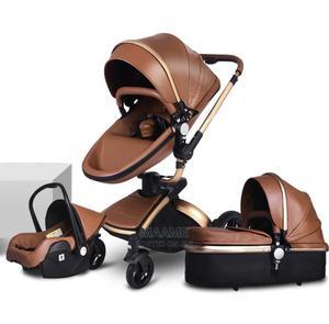 3 In1 Baby Stroller 360 Degree Rotation | Prams & Strollers for sale in Greater Accra, Adabraka