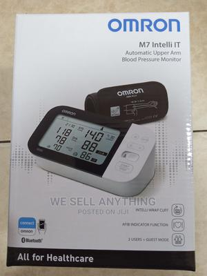 OMRON M7 Blood Pressure Monitor | Medical Supplies & Equipment for sale in Greater Accra, Accra Metropolitan