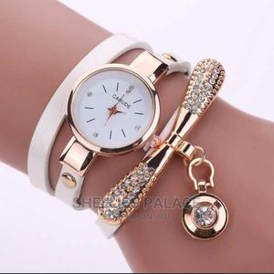 Classic Dial Watch Ladies Metal Decorative Circle Pendant   Watches for sale in Greater Accra, Dome
