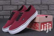 Vans Wine Colour | Shoes for sale in Greater Accra, Accra Metropolitan