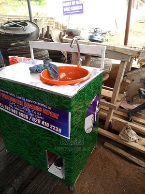 Hand Wash Unit   Manufacturing Materials for sale in Central Region, Cape Coast Metropolitan