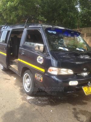 Hyundai H1 2002 Blue | Buses & Microbuses for sale in Greater Accra, Sowutwuom