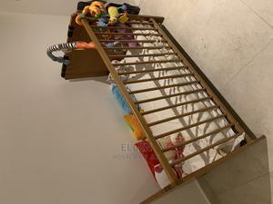 Used IKEA Convertible Baby Cot | Children's Furniture for sale in Western Region, Shama Ahanta East Metropolitan