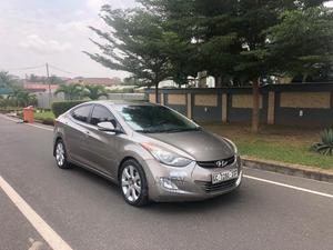 Hyundai Elantra 2013 Gold   Cars for sale in Greater Accra, Ga East Municipal
