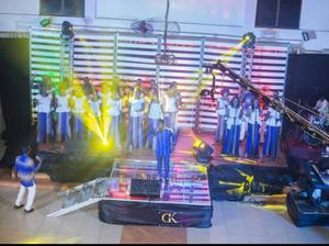 Glass Stage for Rent   Stage Lighting & Effects for sale in Greater Accra, Nungua