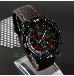 New Luxury Brand Big Men Waterproof Quartz Wristwatch | Watches for sale in Greater Accra, Accra New Town