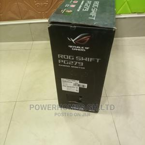 27 Inch 2K Asus Rog Swift Gaming Monitor | Computer Monitors for sale in Greater Accra, Ledzokuku-Krowor