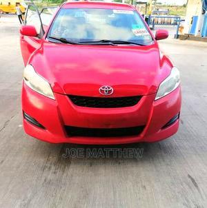 Toyota Matrix 2010 Red   Cars for sale in Northern Region, Bunkpurugu-Yunyoo