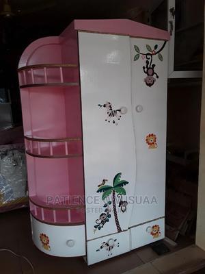 Wooden Wardrobe | Children's Furniture for sale in Ashanti, Kwabre