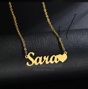 Customized Stainless Gold Necklaces | Jewelry for sale in Greater Accra, Accra New Town