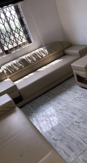 Leather Sofa Set for Sale | Furniture for sale in Greater Accra, Achimota