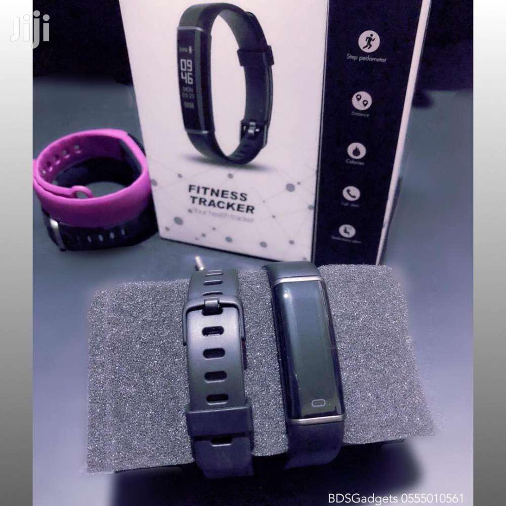 Veryfit Pro Smart Watch Fitness Tracker | Smart Watches & Trackers for sale in North Labone, Greater Accra, Ghana
